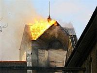 Британские пожарные потушили лондонскую онкологическую клинику