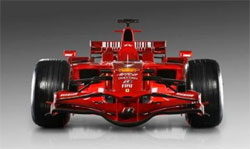 Ferrari презентовала новый болид