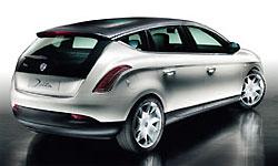 Lancia показала новую Delta