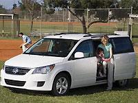 Volkswagen представил семиместный минивэн