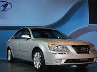 Hyundai представил Sonata 2009 года