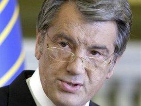 Ющенко: У нас достаточно средств для проведения досрочных выборов
