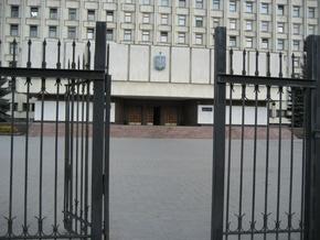 НУНС подал в ЦИК списки членов окружных избирательных коммисий