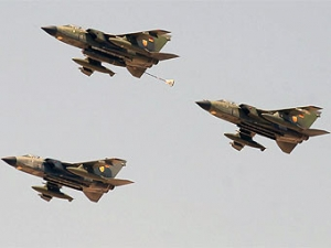 ВВС Германии привели в боеготовность из-за НЛО
