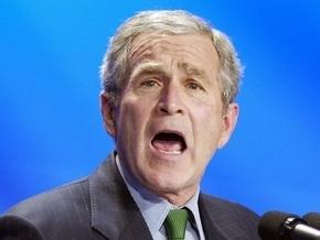 Буш назвал виновников событий в Секторе Газа