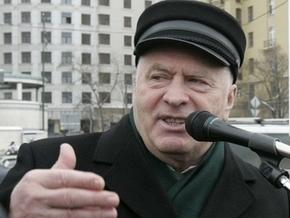 Жириновский сравнил действия властей Украины с вылазками пиратов