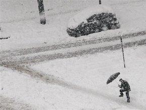 На Европу обрушились сильные снегопады и морозы