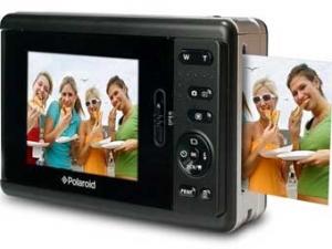 Polaroid представила цифровую фотокамеру-принтер