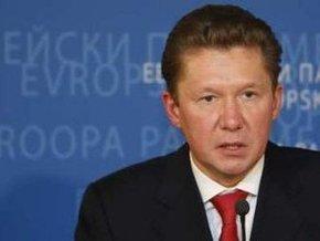 """Миллер: """"Газпром"""" быстро увеличит поставки газа при отсутствии воровства"""