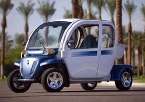 Американская армия начала пересаживаться на электромобили