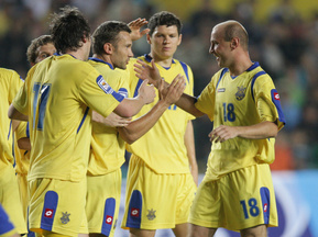 Футбольная сборная Украины начнет подготовку на Кипре