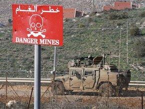 ВВС Израиля вторглись в воздушное пространство Ливана в ответ на обстрелы