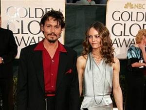 Джонни Депп и Ванесса Паради решили пожениться