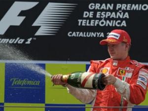 Кими Райкконен хочет закончить карьеру в Ferrari