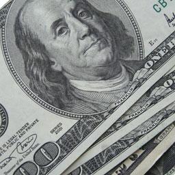 Доллар на межбанке упал на 25 копеек