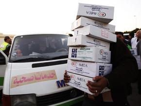 ООН больше не будет предоставлять гуманитарную помощь в Газе