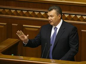 Янукович на заседании теневого Кабмина: Дальше так жить невозможно