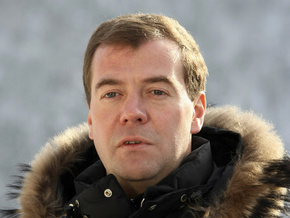 Медведев: Ющенко не дал ответа на предложение о создании консорциума по газу