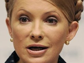 Шутка Луценко заставила Тимошенко побледнеть и перекрестится