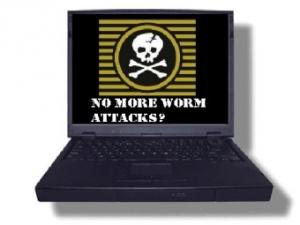 Червь Downadup заразил девять миллионов компьютеров