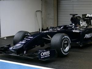 Команда Williams представила болид FW31