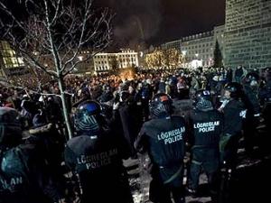 Правящая партия Исландии согласилась на досрочные выборы