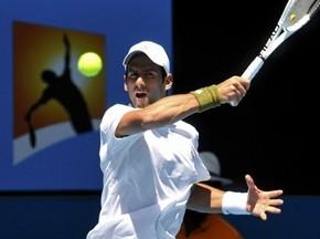 Australian Open: Джокович проходит в следующий круг