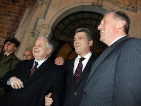 Ющенко назвал причины газового кризиса