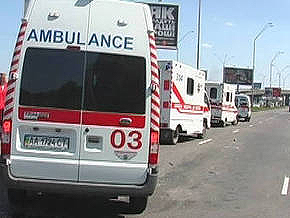 Массовое отравление в Харькове: в больницу попали 88 курсантов (видео)