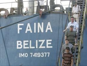 Моряки «Фаины» вернулись домой