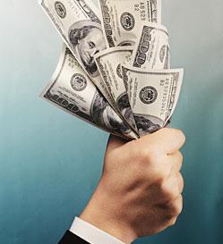 Межбанк закрылся снижением доллара