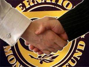 Переговоры с МВФ возобновсятся через две недели