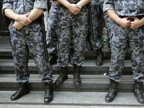 Инцидент в Крыму: Бойцы «Беркута» не виноваты