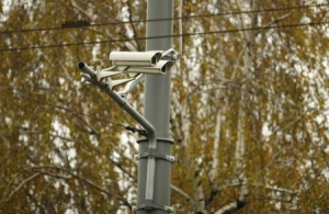 Видеокамер на дорогах Киева стало больше