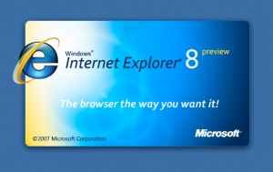 """До конца марта выйдет """"экономный"""" Internet Explorer 8"""