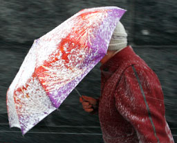 Погода в Украине резко ухудшится
