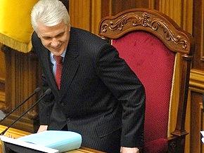 Литвин готов благодарить Россию за кредит