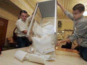 В Тернополе обработали 2/3 бюллетеней: БЮТ на пятом месте