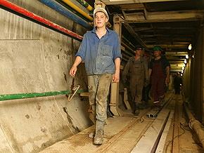 Открытие новых станций киевского метро в 2009 году под угрозой срыва