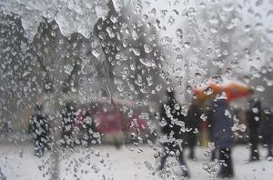 Во вторник на дорогах Украины будет снежно-дождливая слякоть