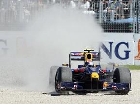 Гран-при Австралии: Закончилась вторая часть квалификации