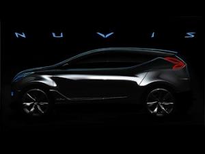 Hyundai привезет в Нью-Йорк прототип нового кроссовера