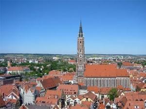 Преступник застрелил двух человек в здании суда в Германии