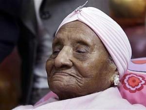 Самому старому человеку на планете исполнилось 115 лет
