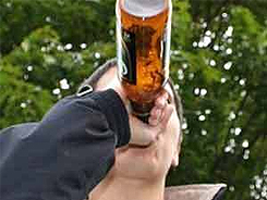 С 1 мая в Киеве будут продавать по бутылке водки в одни руки?