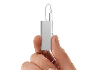 Аналитики подсчитали себестоимость нового iPod shuffle