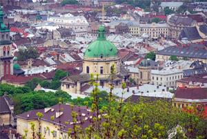 Львов признали культурной столицей Украины-2009