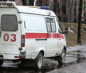 В Киеве женщина выбросилась из окна с младенцем на руках