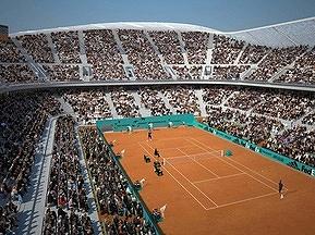 Состоялась жеребьевка Roland Garros