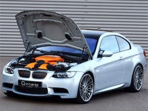 Немецкие тюнеры сделали 420-сильное купе BMW M3 еще мощнее (3 фото)